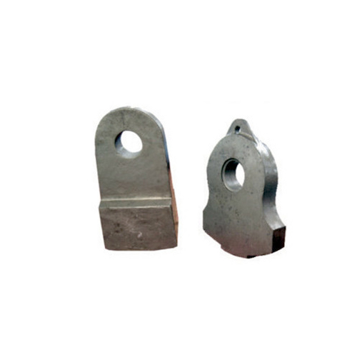 High Manganese Steel Crusher Hammer