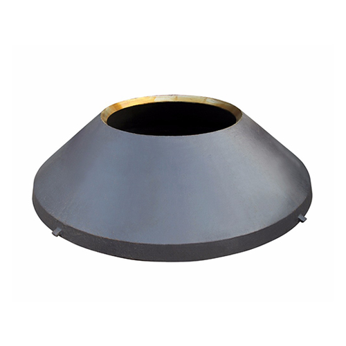 High Wear Resistance Cone Crusher Mantle