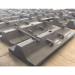Ball Mill Multi Alloy Liner Plate