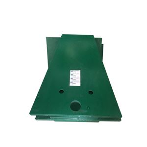 Impact Crusher Cheek Plate